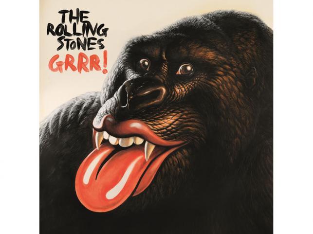"The Rolling Stones –""GRRR!"""