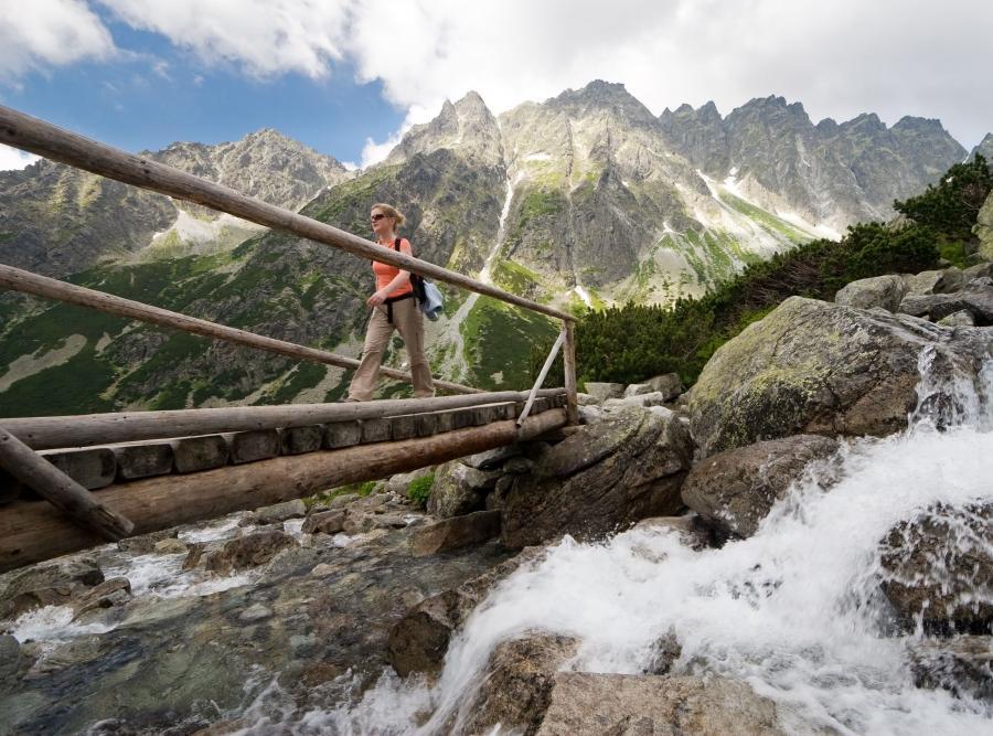 Poprawia się pogoda w Tatrach