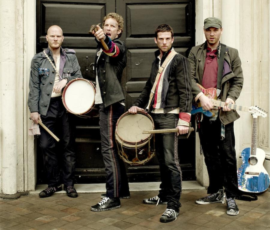 Coldplay nie robi sobie przerwy