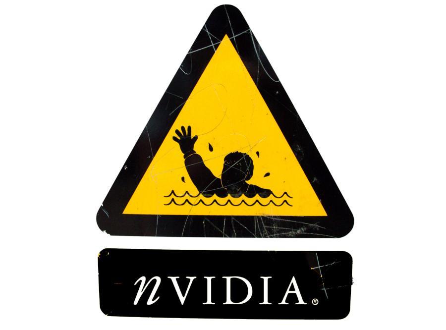 nVidia tonie w morzu własnych bubli?