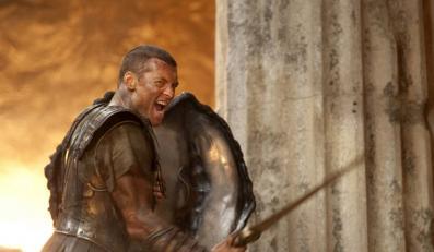 """Sam Worthington w filmie """"Starcie tytanów"""""""