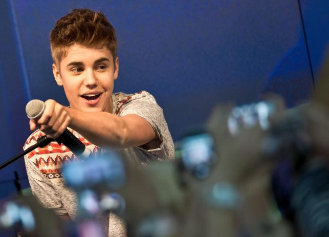 Wokalista roku: Justin Bieber