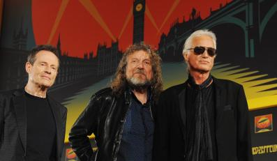 Jimmy Page, Robet Plant i John Paul Jones