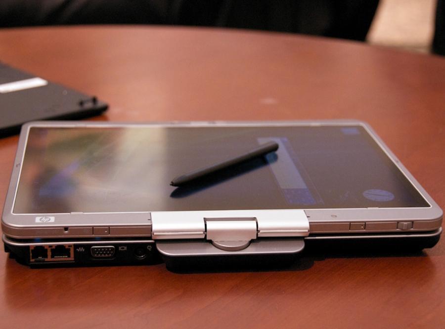 Świeży tablet 12-ka dla biznesmena od HP
