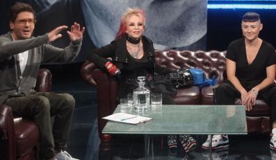 Maria Peszek i Krystyna Mazurówna u Kuby Wojewódzkiego