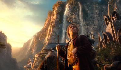 "20 minut za kulisami ""Hobbita"""