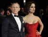 "Daniel Craig i Berenice Marlohe na premierze ""Skyfall"""
