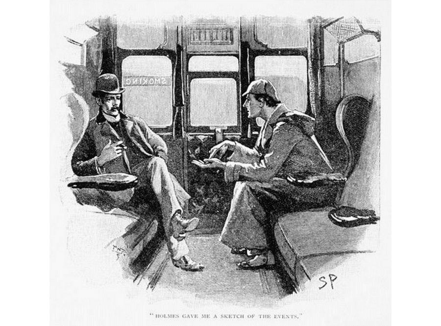 Sherlock Holmes, Doktor Watson