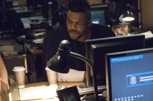 "Tyler Perry w filmie ""Alex Cross"""