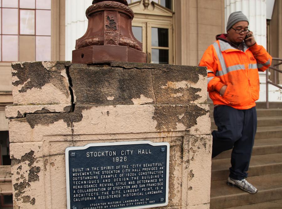 Stockton - miasto bankrut