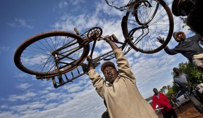 Wioska Kogelo w Kenii świętuje zwycięstwo Baracka Obamy