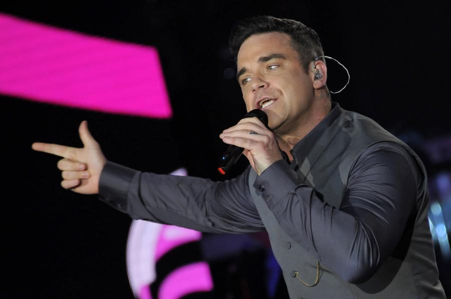 Robbie Williams pokazuje, że jest inny
