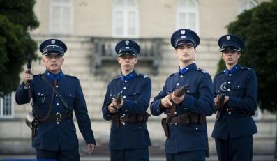 Policja - kalendarza charytatywny