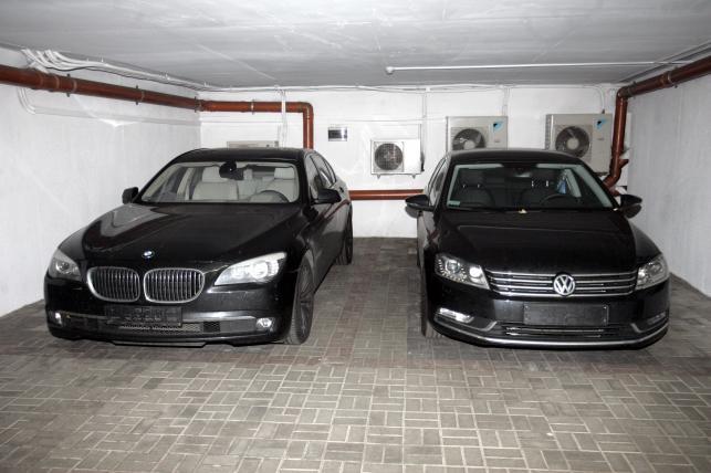 Samochody po Amber Gold