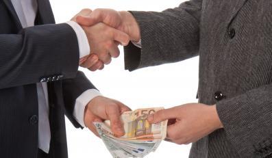 Korupcja - zdjęcie ilustracyjne