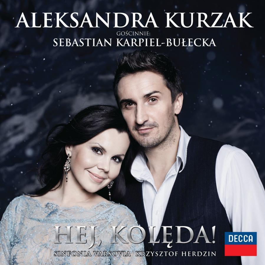 "6. Aleksandra Kurzak – ""Hej, kolęda!"""