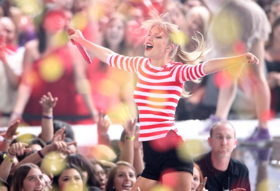 Taylor Swift znów jest sama