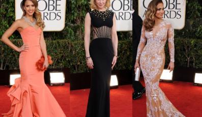 Jessica Alba, Nicole Kidman i Jennifer Lopez