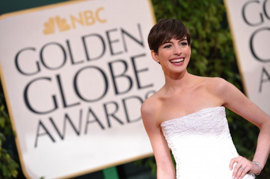 Anne Hathaway – laureatka Złotego Globu