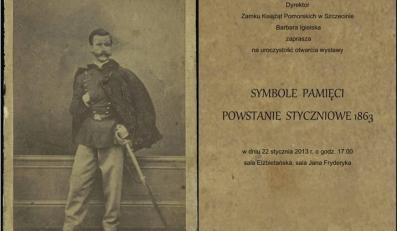 Symbole pamięci. Powstanie Styczniowe 1863