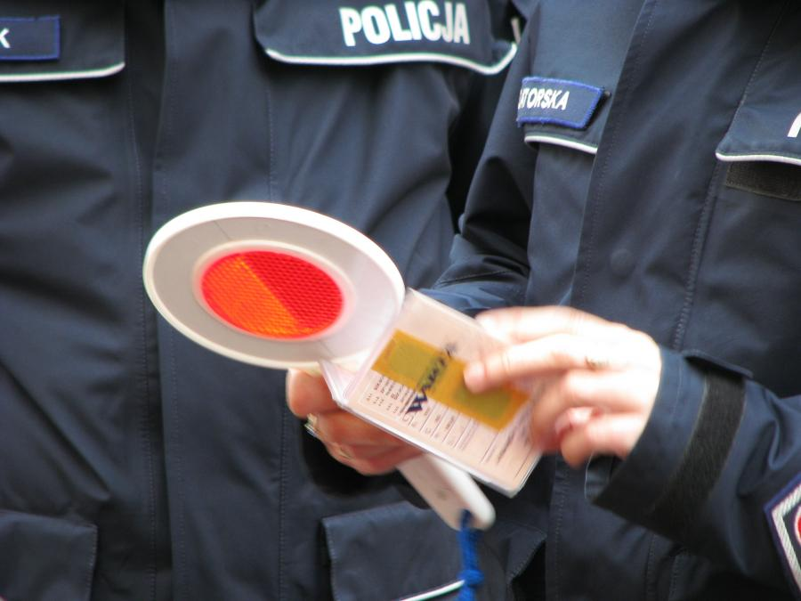 Kontrola policyjna