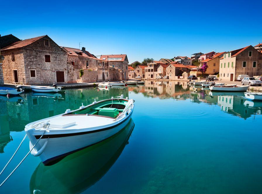 Chorwacka wyspa Hvar