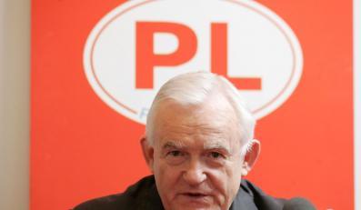 Leszek Miller o eurowyborach: Zbigniew Ziobro w Brukseli? To wina SLD