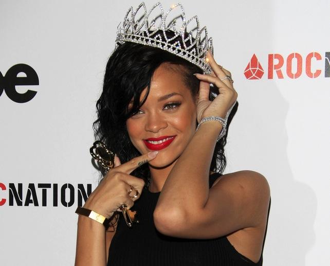 Rihanna robi sobie przerwę