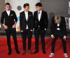 One Direction na czerwonym dywanie Brit Awards 2013