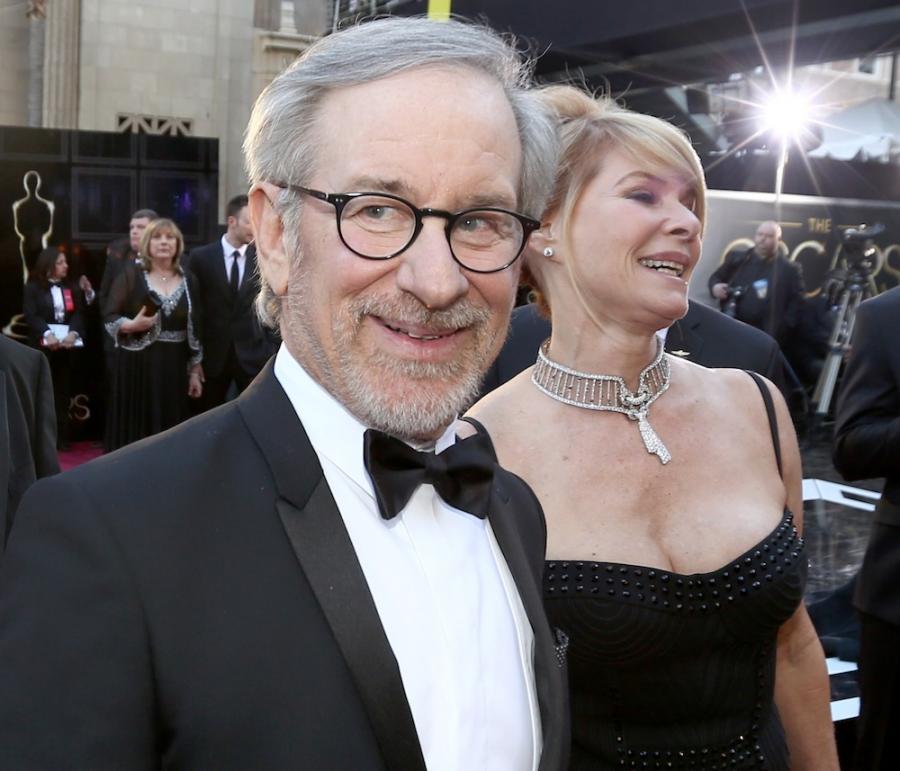 Steven Spielberg na gali Oscarów