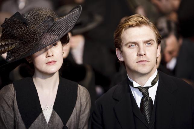 """10. Matthew Crawley, """"Downton Abbey"""" (na ekranie Dan Stevens)"""