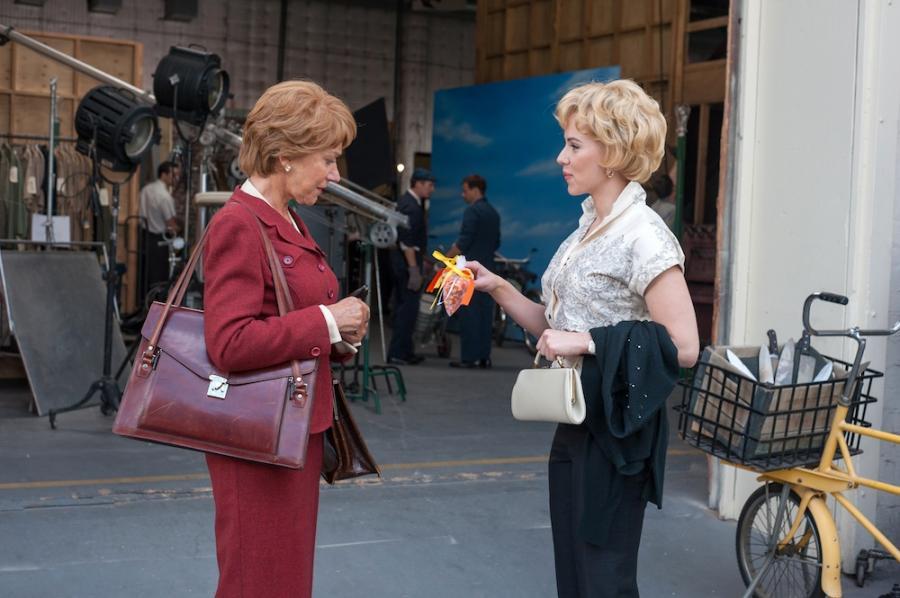 """Helen Mirren i Scarlett Johansson w """"Hitchcocku"""""""