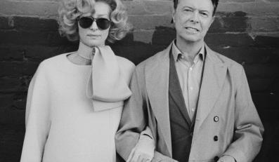 David Bowie i Tilda Swinton
