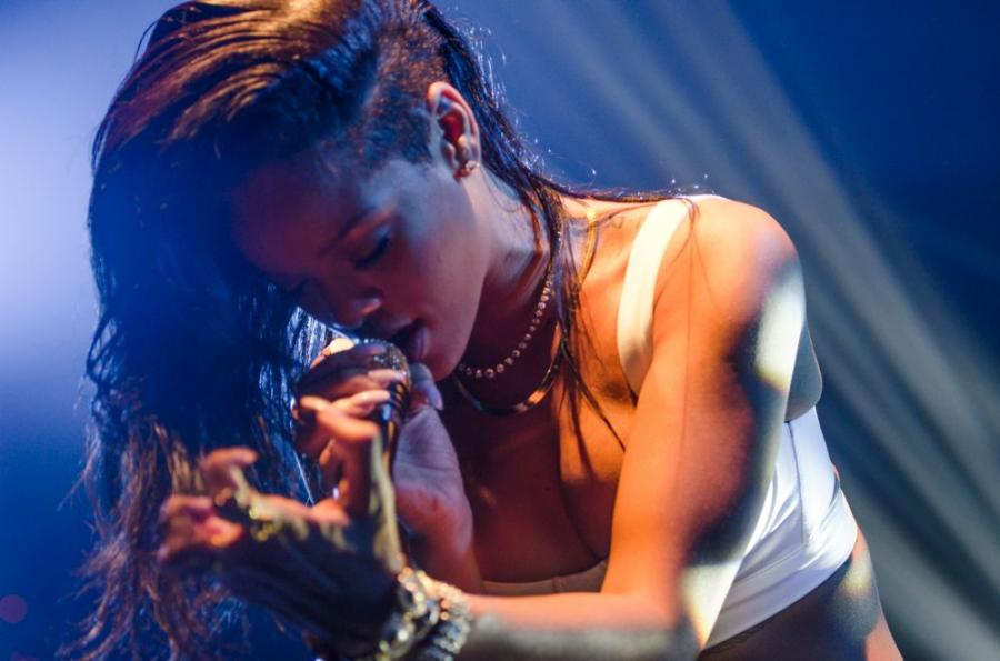 Rihanna: Nie buntuję się na pokaz, taka po prostu jestem