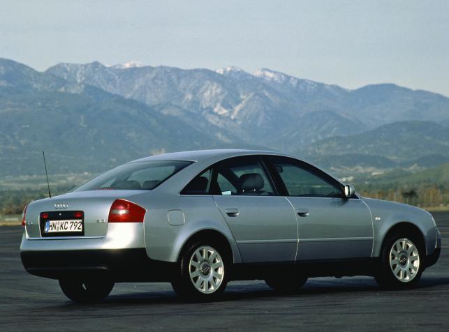 Audi A6 - zdjęcie ilustarcyjne