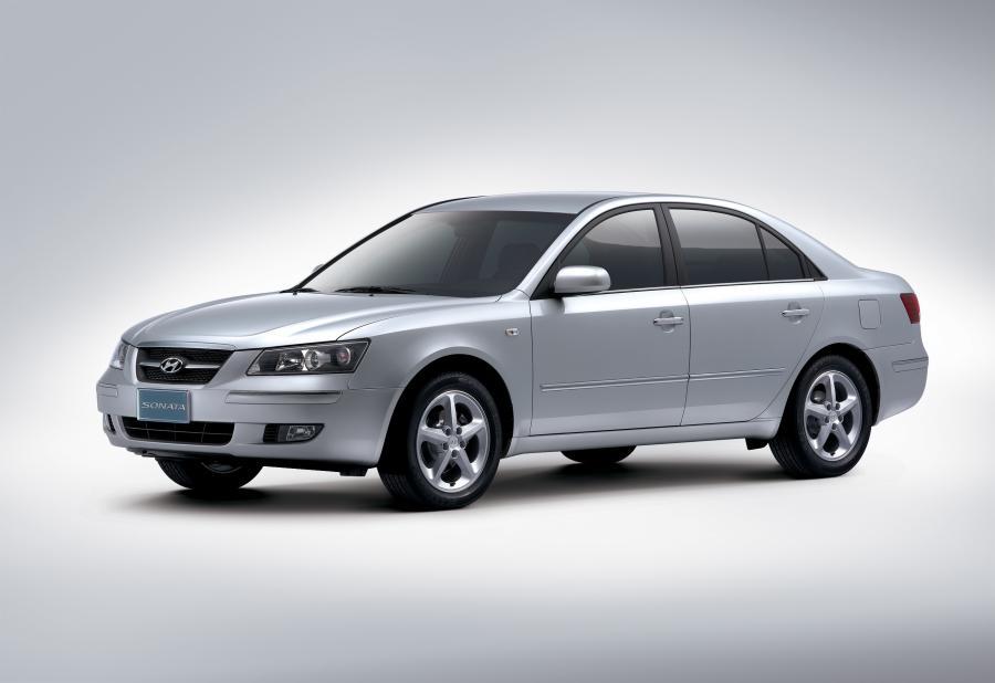 Hyundai sonata - zdjęcie ilustarcyjne