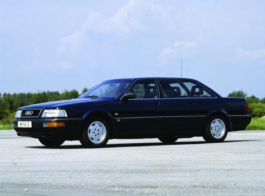 Audi V8L