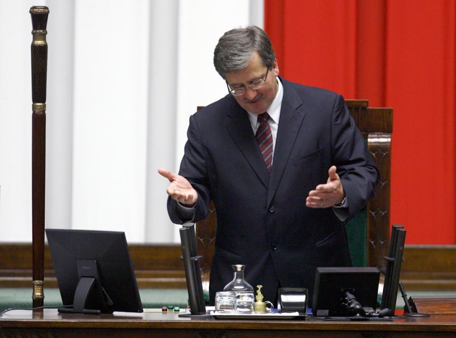 Rozpoczął się Sejm. PIS żąda głów marszałków