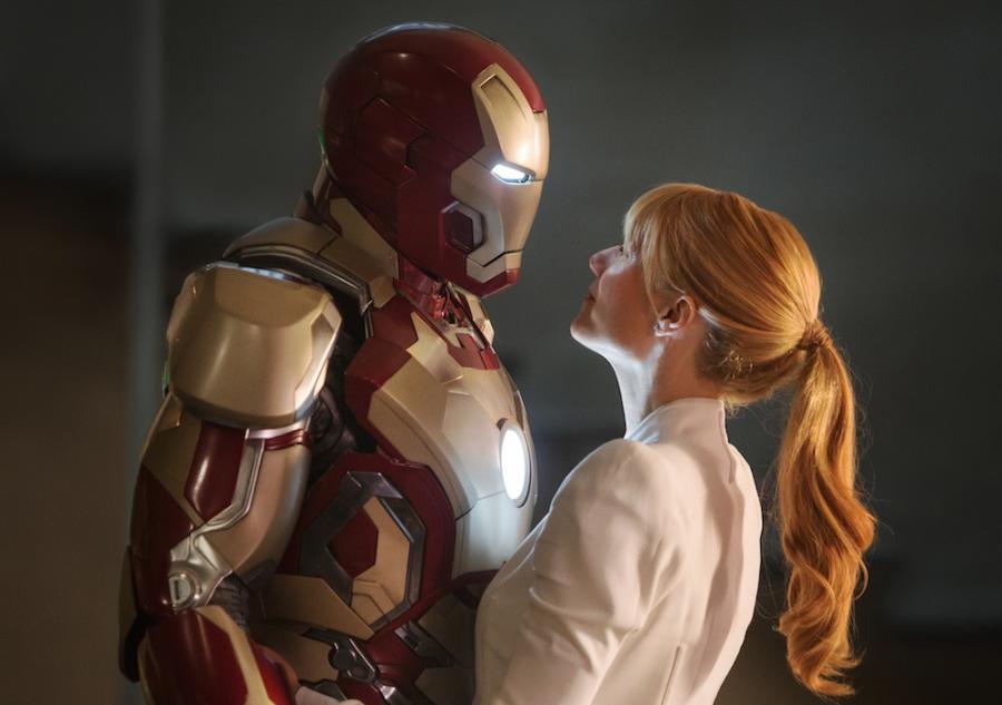 Iron Man zdobył Amerykę