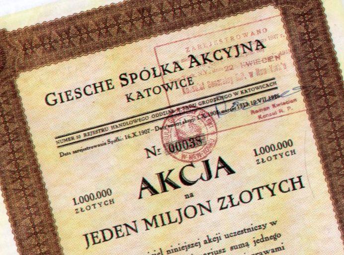 Przedwojenne firmy zrujnują Polskę?