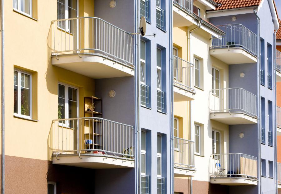Mieszkania - zdjęcie ilustracyjne
