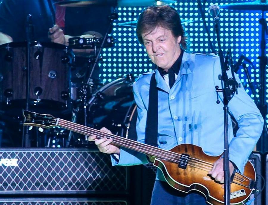 Spotkaj się z Paulem McCartneyem w Warszawie