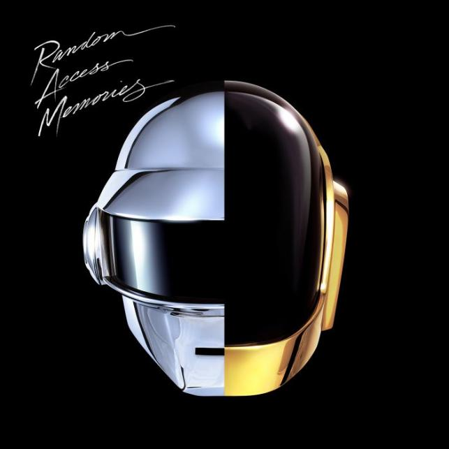 """Random Access Memories"" – Daft Punk"
