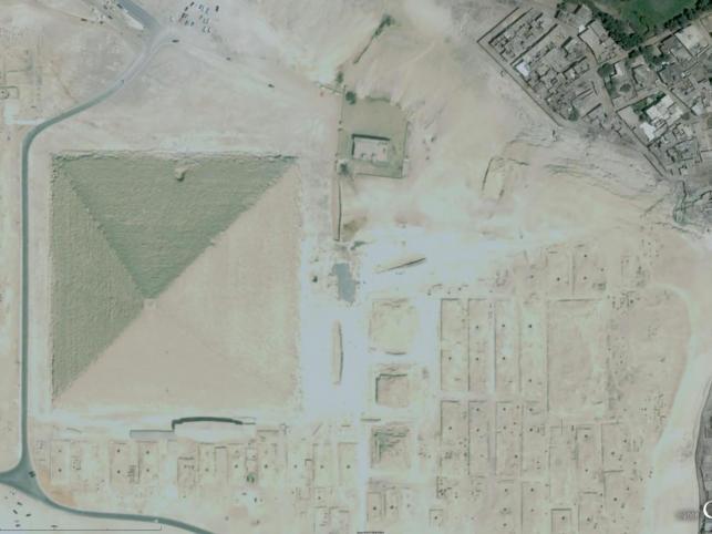 Jednym z siedmiu cudów starożytnego świata jest piramida Cheopsa