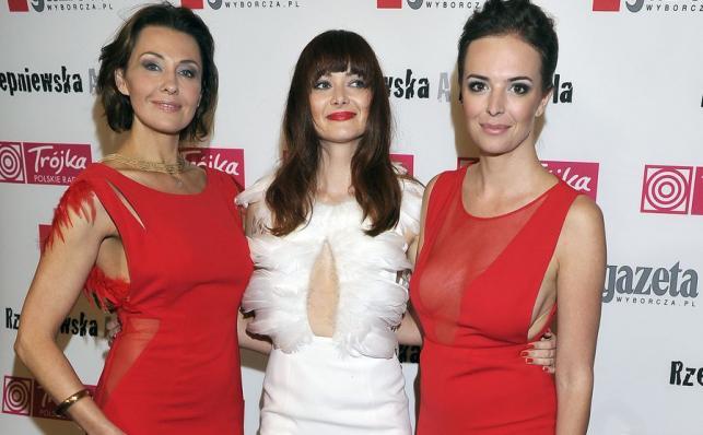 Anna Popek, Anna Rusowicz, Anna Wendzikowska
