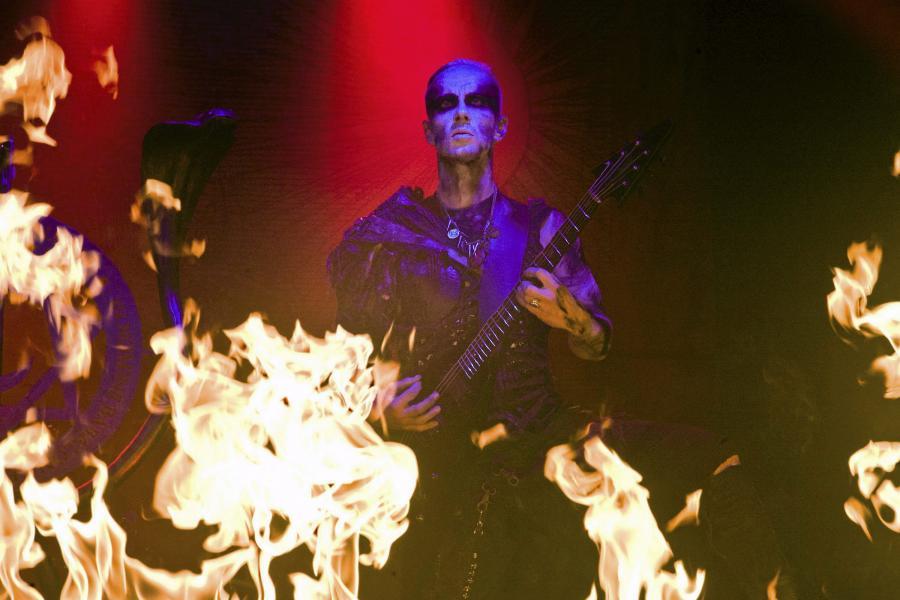Behemoth odwołuje koncerty