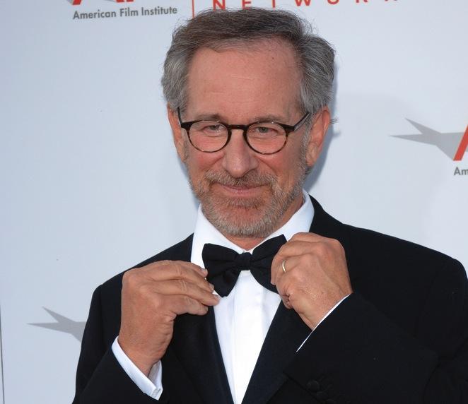 Steven Spielberg kręci \