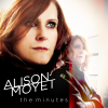 "Alison Moyet na okładce albumu ""the minutes"""