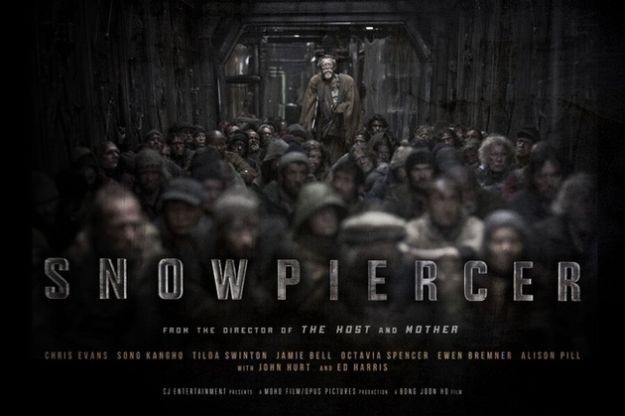 """""""Snowpiercer"""" w kinach od 1 sierpnia"""