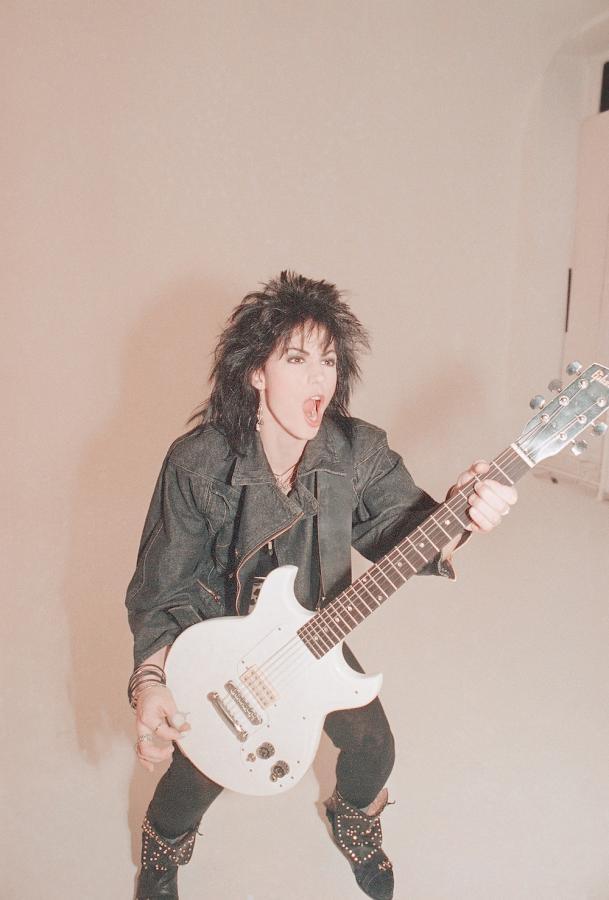 Joan Jett w 1986 roku